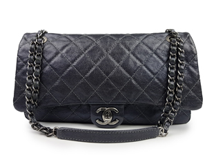 Chanel Caviar Easy Flap WSH