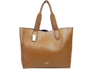 Coach Pebble Leather Derby Tote Bag F58660