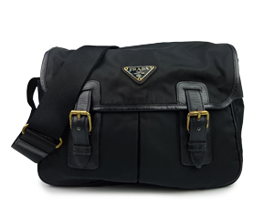 SOLD OUT Prada Nylon Messenger Bag