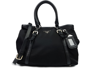 SOLD OUT Prada Tessuto+Soft Ca Nero BN1841