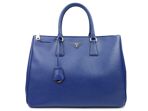 SOLD OUT Prada Blue Saffiano Lux Tote BN1786