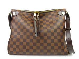 BRAND NEW Louis Vuitton Damier Ebene Duomo Crossbody N41425