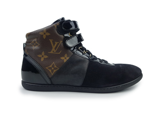 SOLD OUT Louis Vuitton Monogram Ankle Sneakers