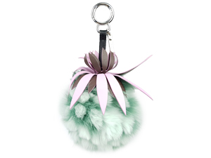 Fendi Fruits Fur Bag Charm