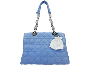 Christian Dior Zipper Tote Bag