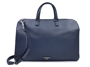 Prada Saffiano Briefcase Bag