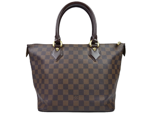 Louis Vuitton Damier Ebene Saleya Pm