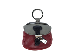 Furla Multiresamini Bag Charm Key Ring
