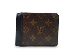 SOLD OUT Louis Vuitton Monogram Macassar Gaspar Wallet