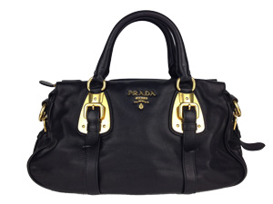 BRAND NEW Prada Calf Full Leather Sling Bag