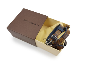 SOLD OUT Louis Vuitton Damier Ebene Loop It Bracelet