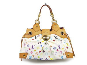 Louis Vuitton Multicolor White Ursula