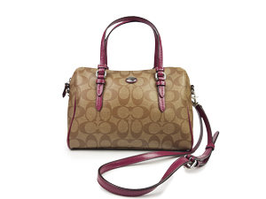 Coach Peyton Signature Bennett Mini Satchel F49862