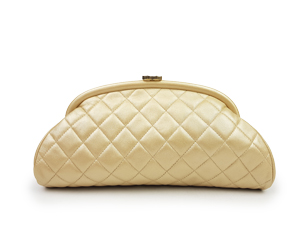 SOLD OUT Chanel Timeless Clutch Bag