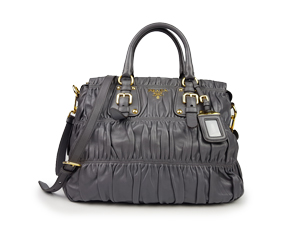 SOLD OUT Prada Nappa Leather Gaufre BN1336