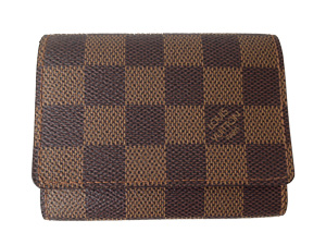 SOLD OUT BRAND NEW Louis Vuitton Damier Ebene Card Holder