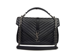 SOLD OUT YSL Yves Saint Laurent Black College Bag