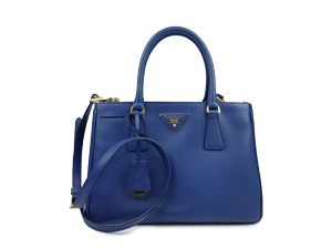 SOLD OUT Prada Bluette Saffiano Lux Tote BN2863