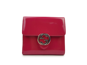 Gucci Icon French Flap Wallet