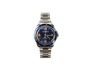 Bell and Ross Vintage Blue Dial Automatic Men's Watch