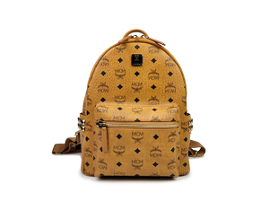 MCM Side Rivets Backpack - Small