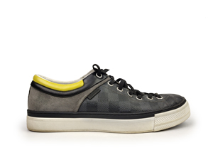 Louis Vuitton Damier Graphite Twister Sneaker