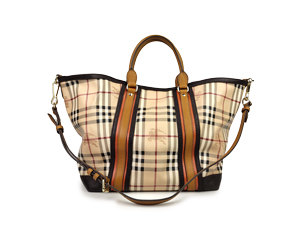 Burberry Haymarket Check Two Way