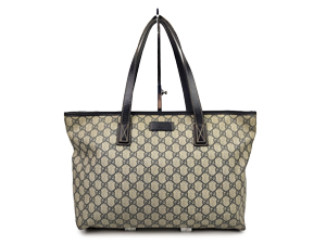 Gucci Top Zip Tote Bag