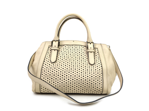 Kate Spade New York White Leather Two Way
