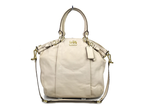 Coach Madison Lindsey Satchel 18641