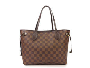 SOLD OUT Louis Vuitton Damier Ebene Neverfull PM