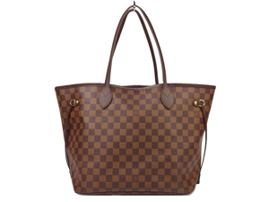 SOLD OUT Louis Vuitton Damier Ebene Neverfull MM