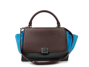 Celine Trapeze Tri-Color