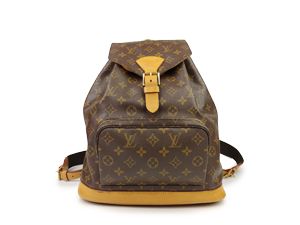 Louis Vuitton Monogram Montsouris Backpack