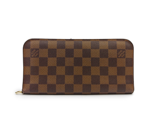 SOLD OUT Louis Vuitton Damier Ebene Insolite Wallet