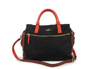 Kate Spade New York Wool Two Way Bag