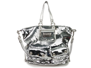 Coach Poppy Sequin Spotlight Tote 13838