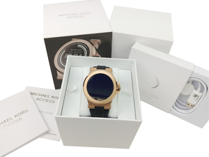 BRAND NEW Micheal Kors Smart Watch MKT5010
