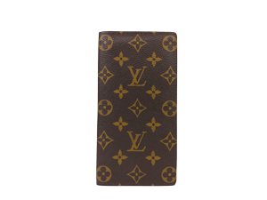 Louis Vuitton Monogram Portefeuille Brazza Wallet