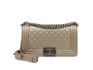 SOLD OUT Chanel Boy Flap WSH