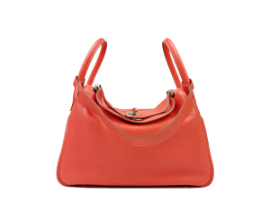 Hermes Clemence Lindy 30 Stamp Square R