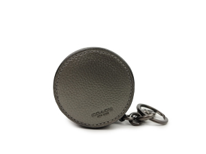 BRAND NEW Coach Leather Coin Key Ring Pouch
