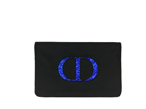 BRAND NEW Christian Dior Beauty Gift Zip Pouch