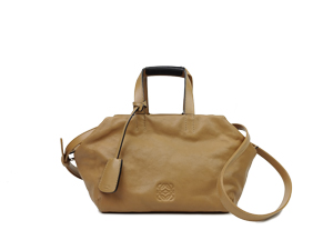 Loewe Leather Top Handle Bag