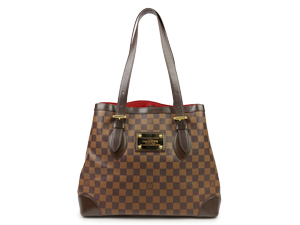 Louis Vuitton Damier Ebene Hampstead MM ( Stamp Name )
