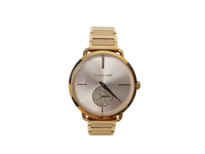 Michael Kors Portia Rose Gold Tone Watch MK3640