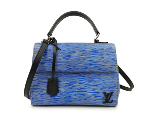 SOLD OUT Louis Vuitton Epi Leather Denim Cluny BB