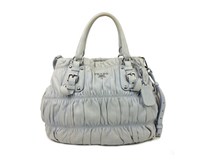 Prada Nappa Gaufre Leather BN1789