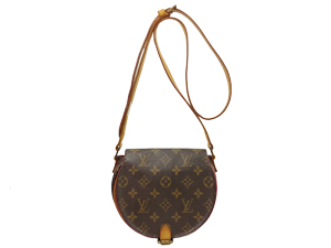 Louis Vuitton Monogram Tambourine Bag