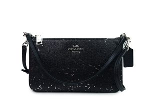 BRAND NEW Coach Star Glitter Top Handle Crossbody Bag F39656